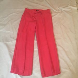 LOFT linen trousers